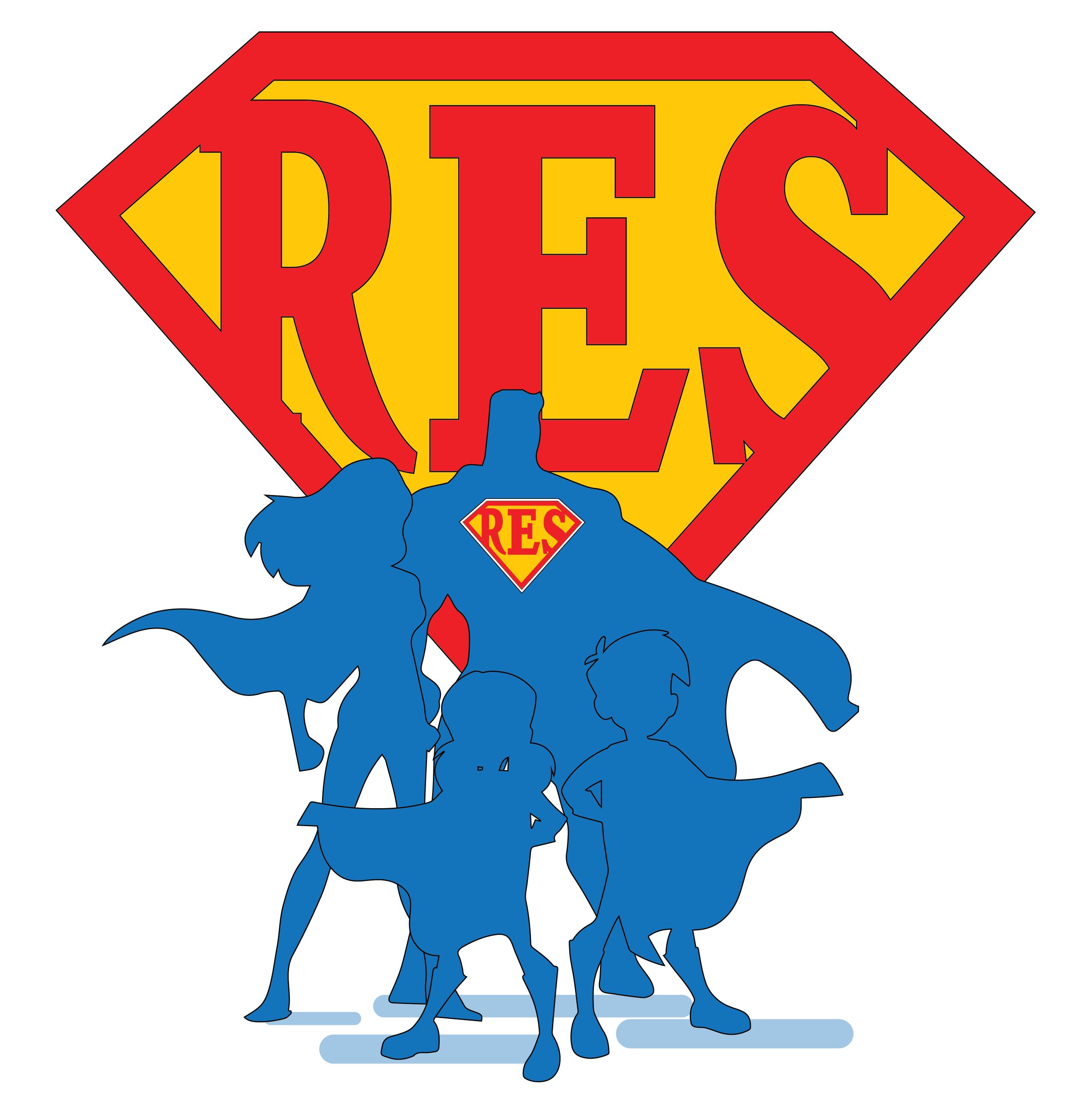 Rockway Superhero logo